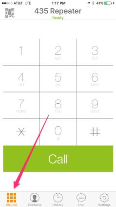 zoiper-iphone-dialpad